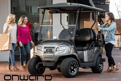 Club Car para transporte personal