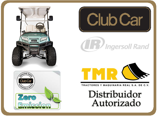 Carros de Golf Club Car México