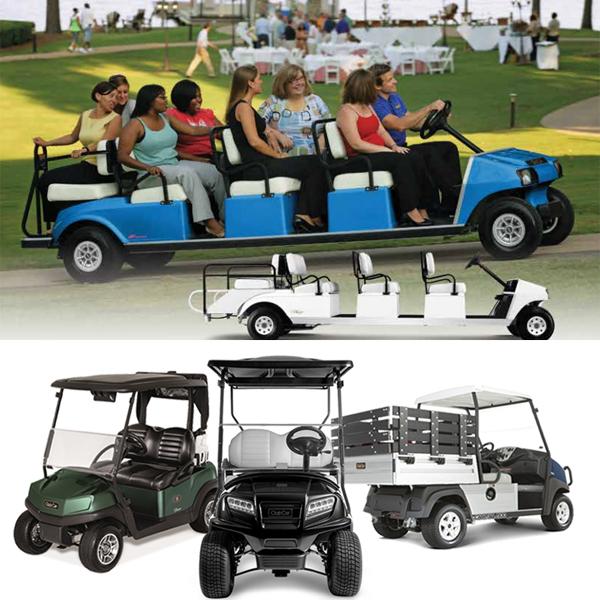 Renta de carros de golf en México