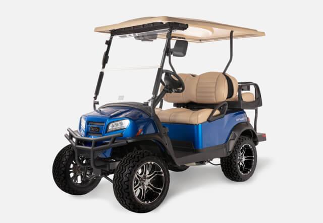 Carro de golf Onward levantado 4 pasajeros venta en México