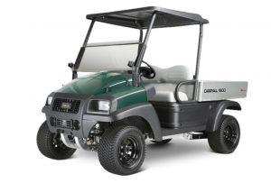 Carrito utilitario 4x4 Club Car