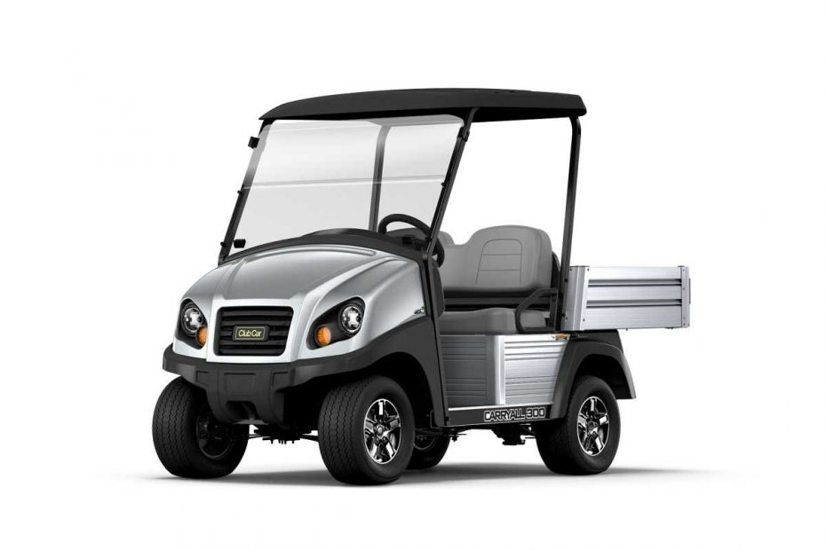 Carro de golf Club Car utilitario