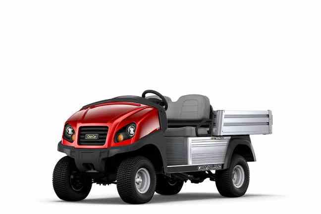 carrito de golf utilitario mexico