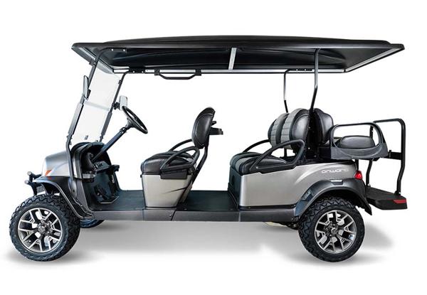 Onward 6 pasajeros carros de golf ClubCar Mexico
