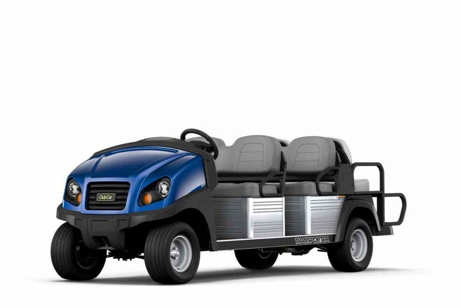 Carrito de golf transporte de personas y carga