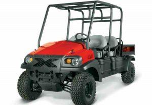 carro de golf utilitario 4x4 venta en Mexico