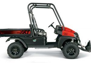 ClubCar carro de golf utilitario Intellitach