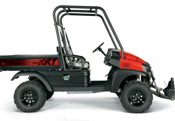 ClubCar carro de golf utilitario Intellitach