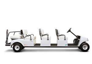 carrito de golf 8 asientos